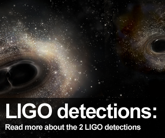 Read more about 2 LIGO detections
