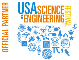 US Science and Engineering Festival Official Partner logo