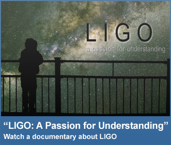Watch a new documentary about LIGO