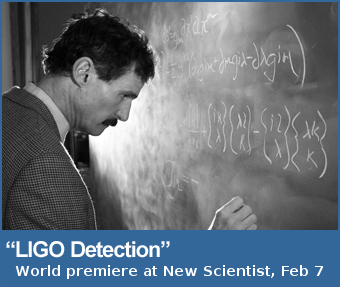 Watch  'LIGO Detection', a documentary about how LIGO made its discovery