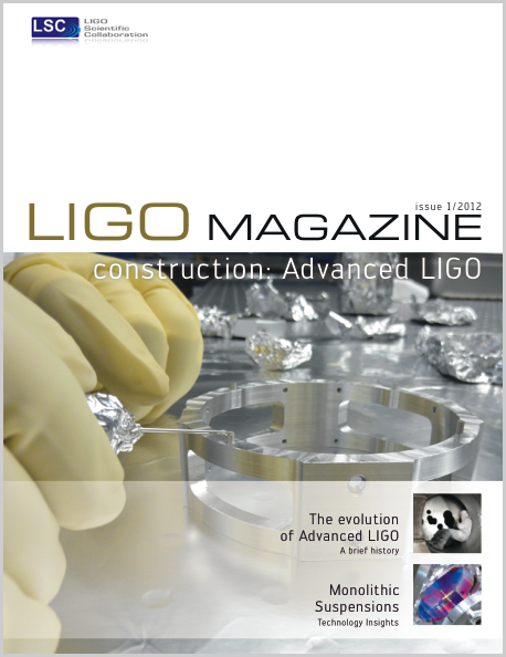 LIGO Magazine, Issue 1