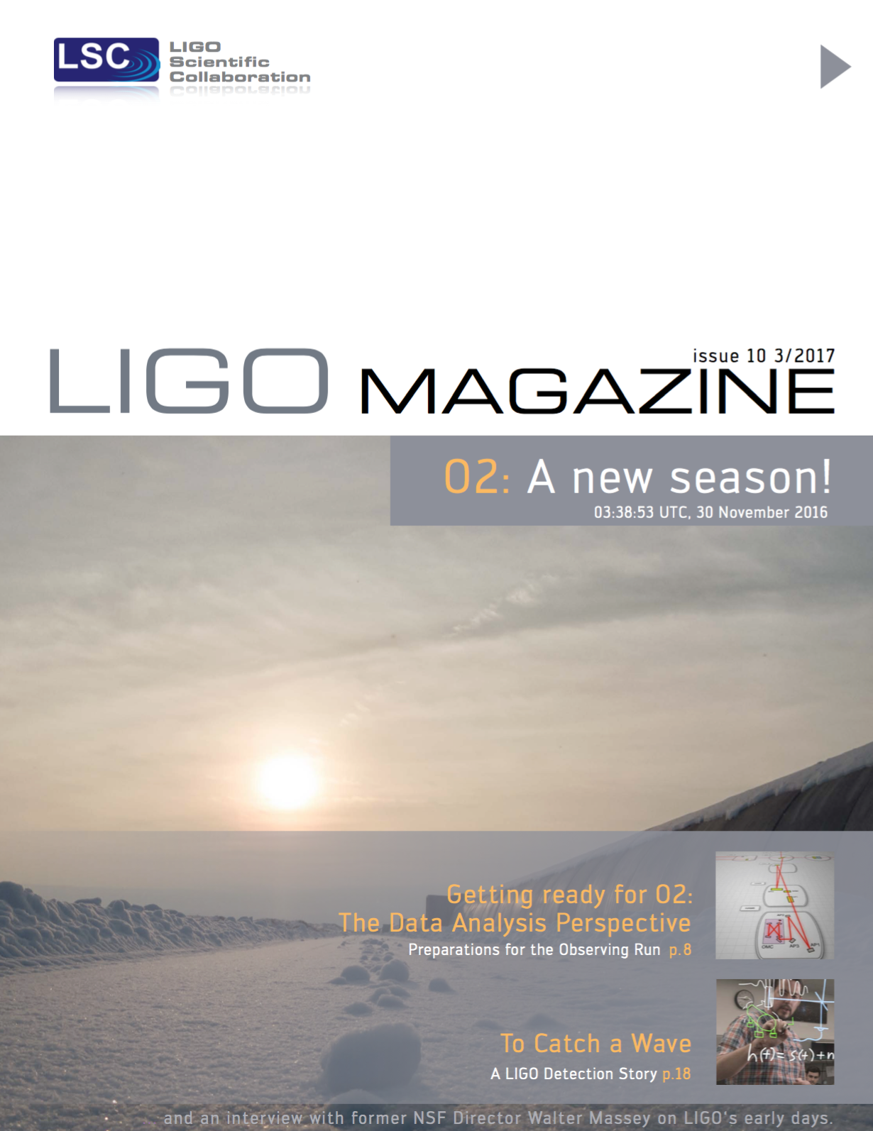 LIGO Magazine, Issue 10