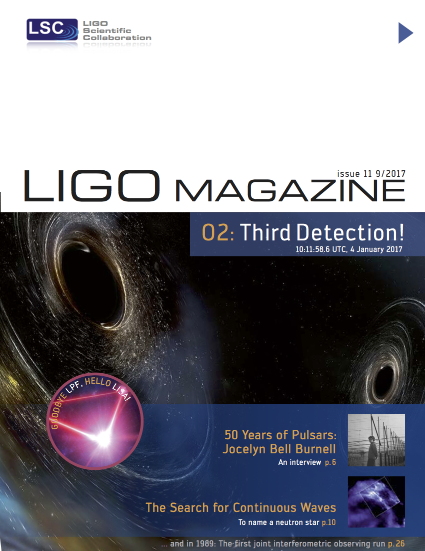 LIGO Magazine, Issue 11