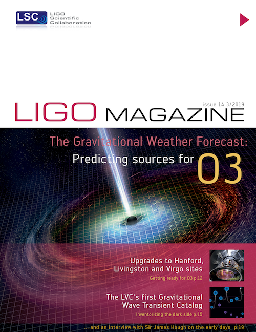 LIGO Magazine, Issue 14