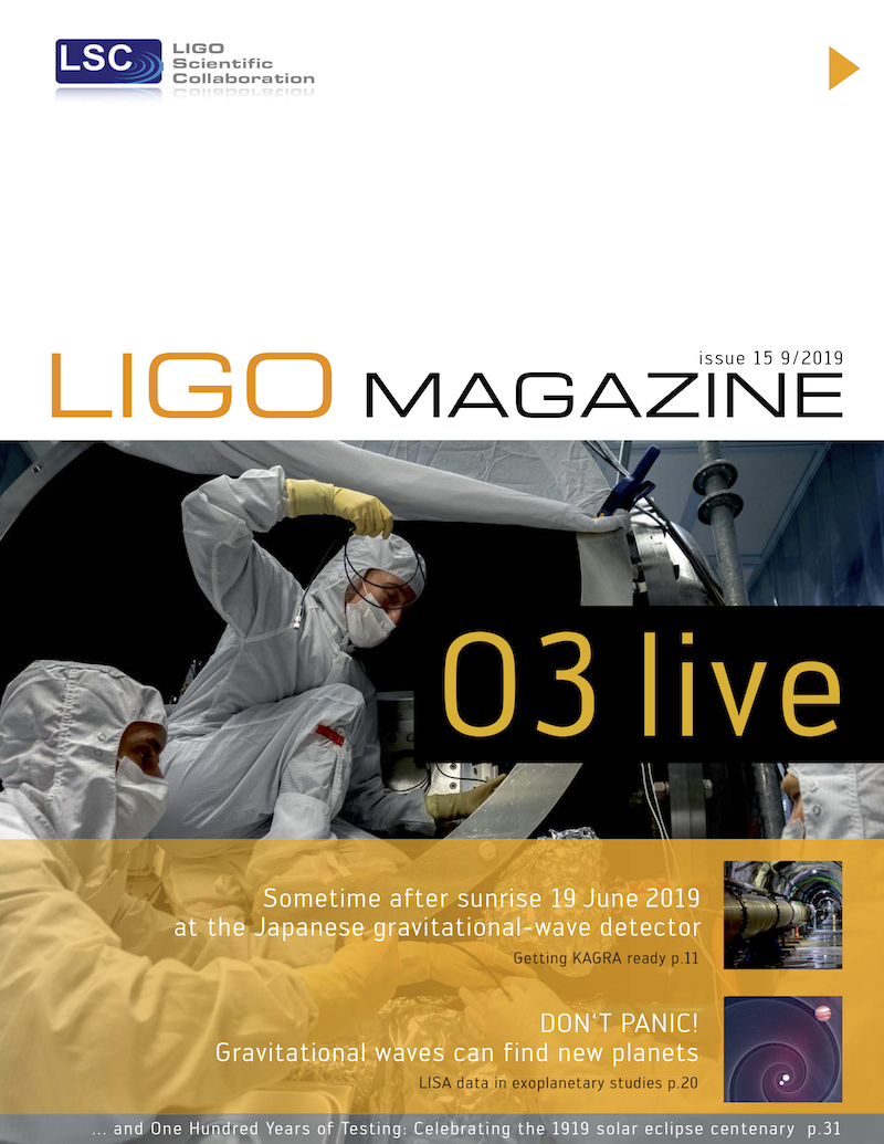LIGO Magazine, Issue 15