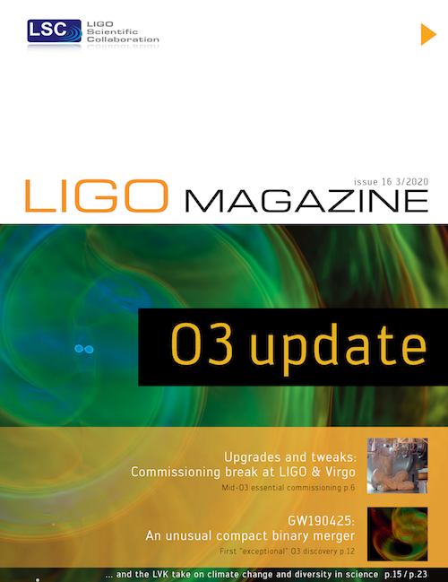 LIGO Magazine, Issue 16