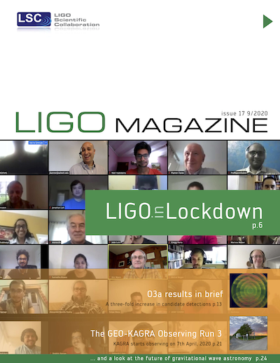 LIGO Magazine, Issue 17