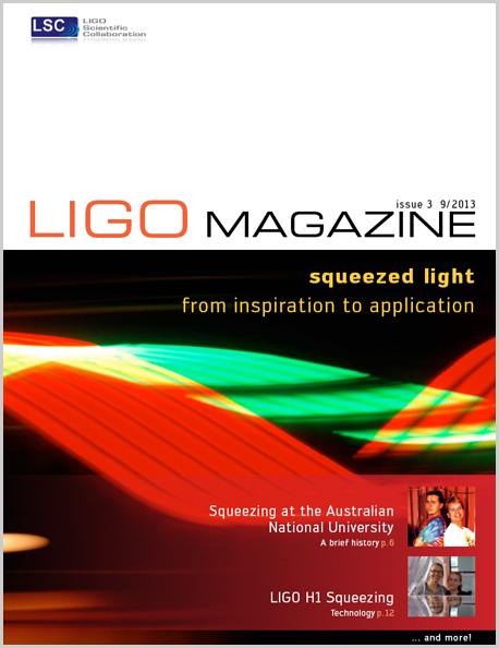 LIGO Magazine, Issue 3