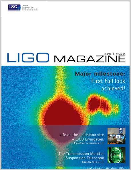 LIGO Magazine, Issue 5