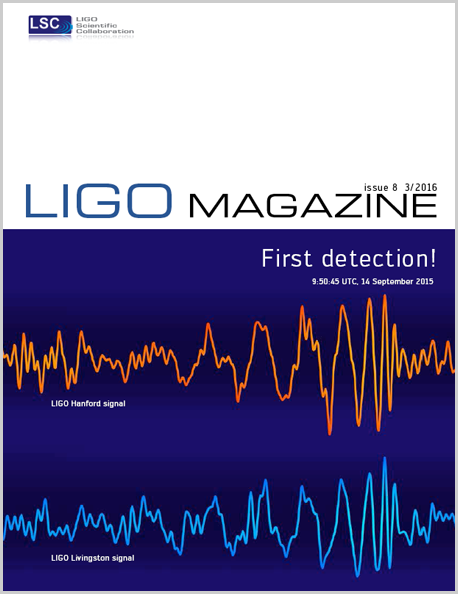 LIGO Magazine, Issue 8