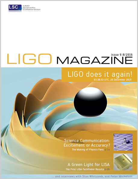 LIGO Magazine, Issue 9