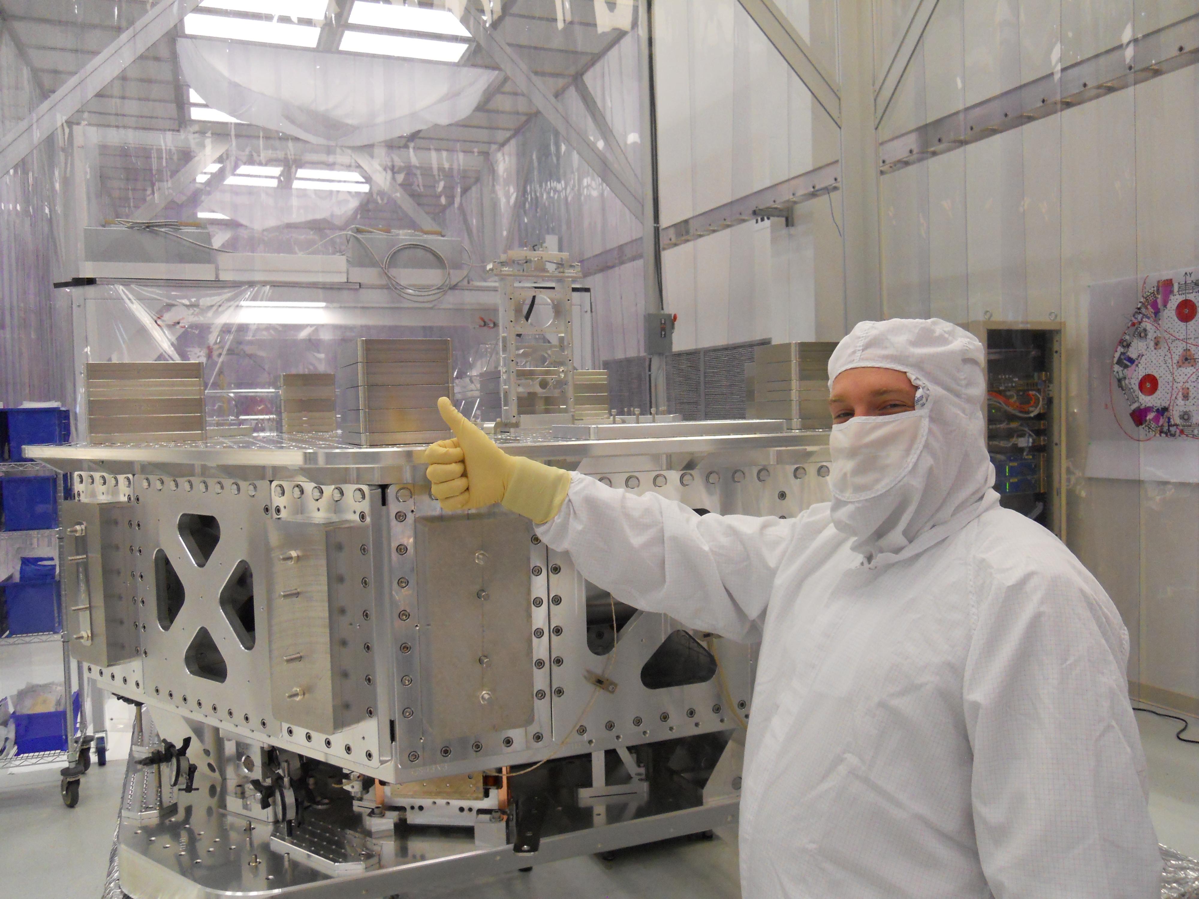 Preparing Advanced LIGO PSL Table Legs ...